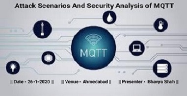 Attack Scenarios and Security Analysis of MQTT